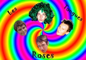 Les Tongues Roses